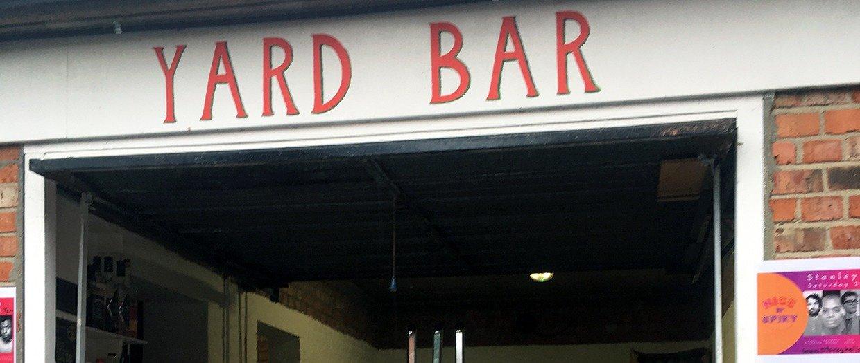 The Yard Bar at Stanley Arts