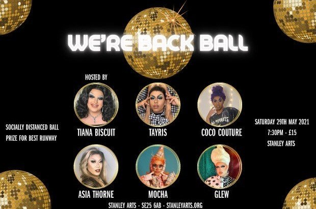 We're Back Ball