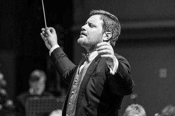 Christopher Braime - Conductor of the Choir on the Hill