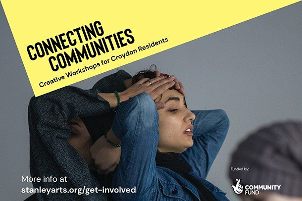 Connecting Communities Poster