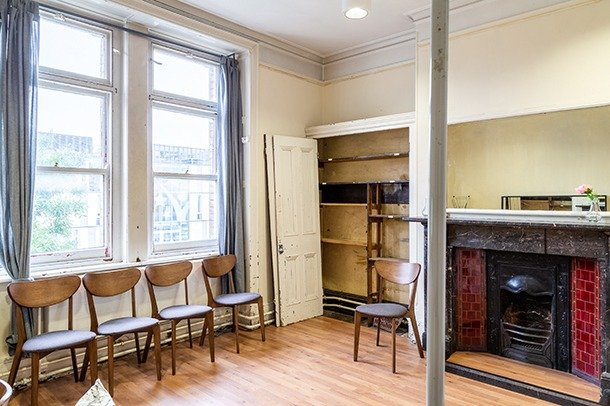 Second Main Dressing Room at Stanley Arts