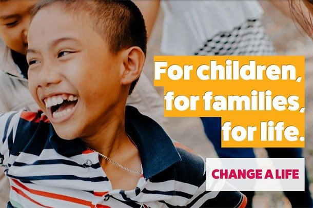 For Life Thailand : For children, for families, for life