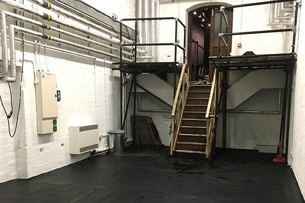 The Scene Dock at Stanley Arts