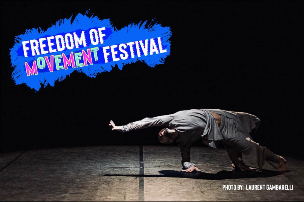 Freedom of Movement Festival poster