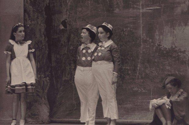 1950s Alice in Wonderland
