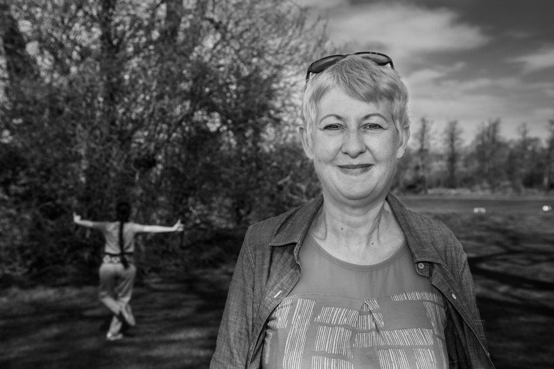 Christine - Freedom of Movement Photo Portraits