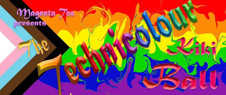 The modern pride flag