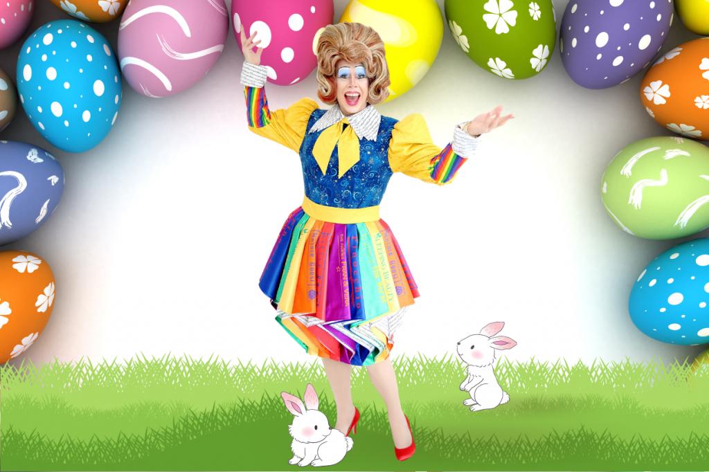 Mama G Storytime Eggs-Travaganza