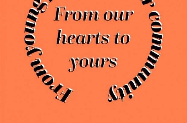 From our Hearts to Yours - Page 1