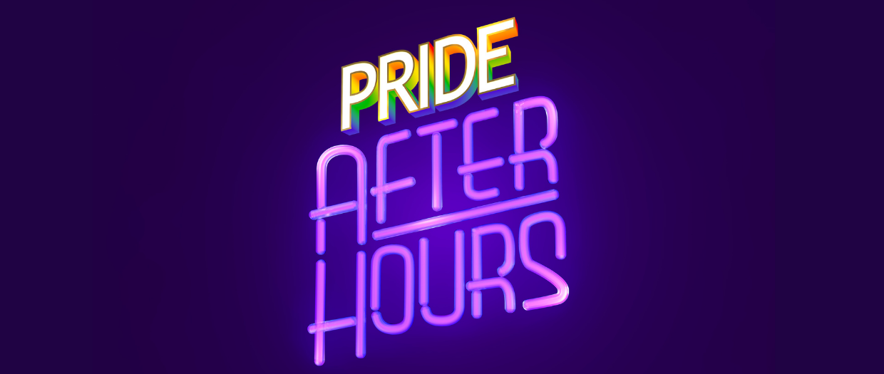 Pride After Hours Poster