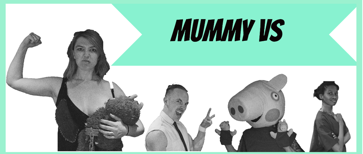 Mummy Vs
