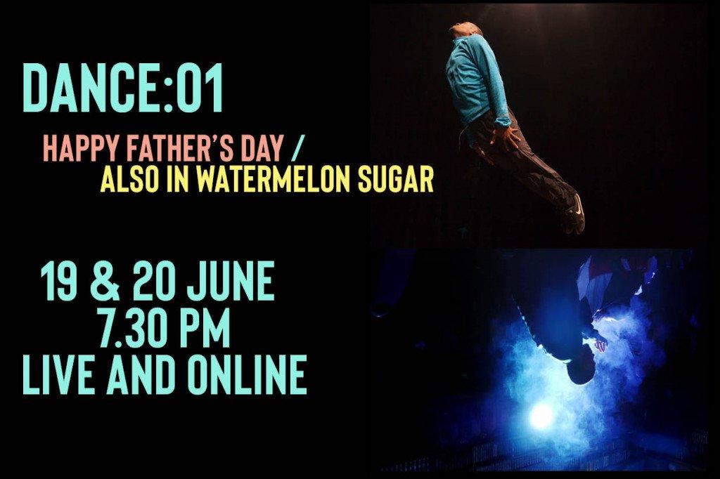 Dance 01 poster