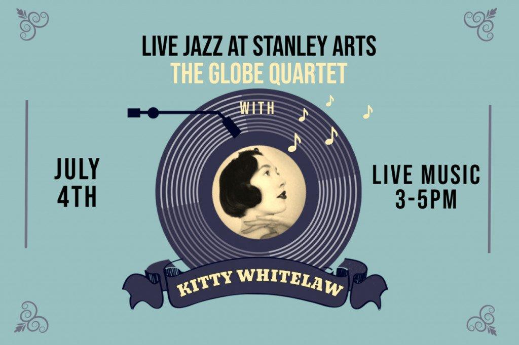 Kitty Whitelaw and the Globe Quartet
