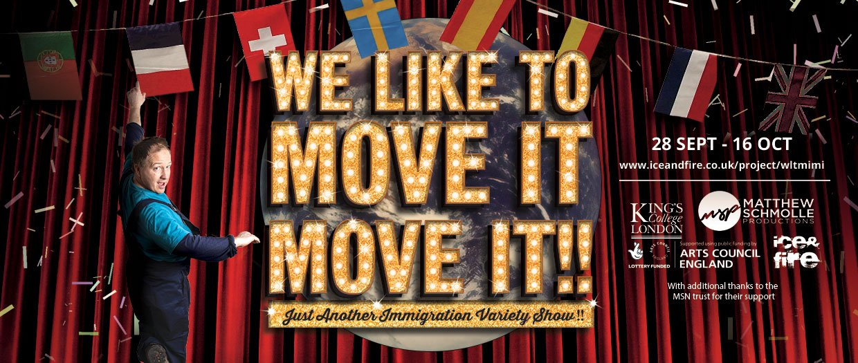 We Like To Move It Move It