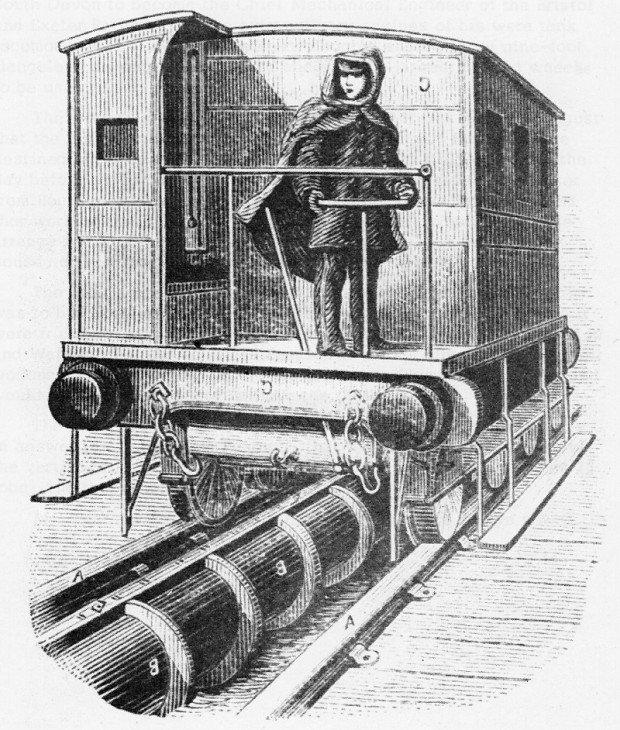 Atmospheric Railway