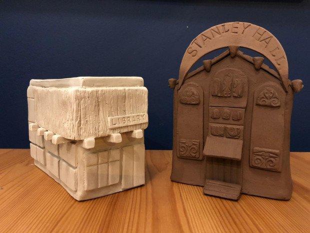 Clay Buildings